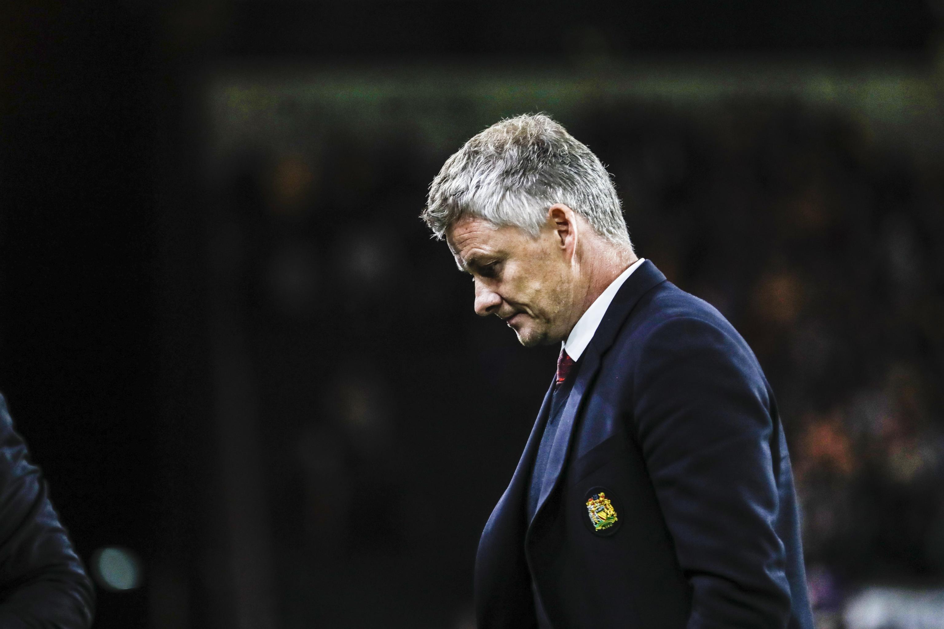 Is Ole Gunnar Solskjaer's Job Already Under Threat at Manchester United