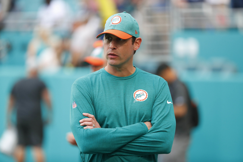 Adam Gase Says He Threatened Dolphins Players with Trade to Browns