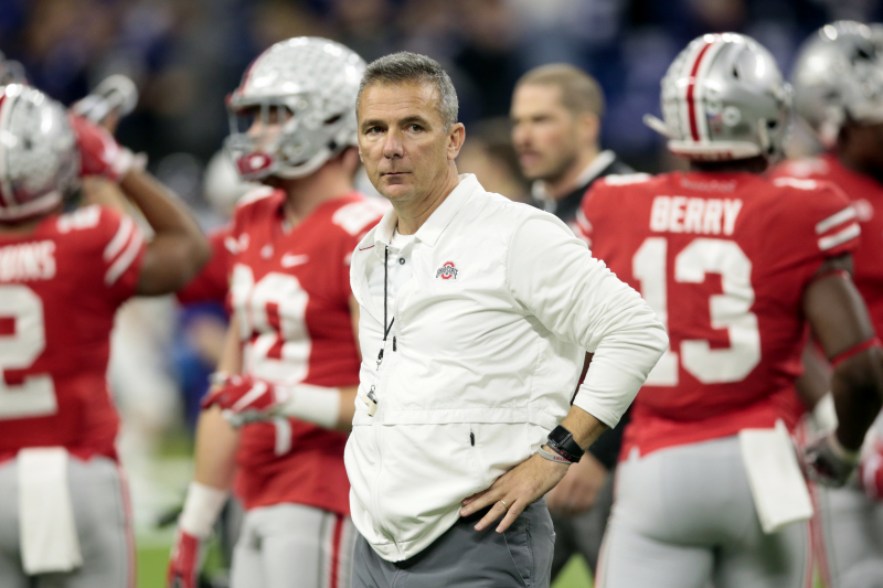 Urban Meyer Says 'We'll See' When Asked If He'd Be Open to Coaching Next Year