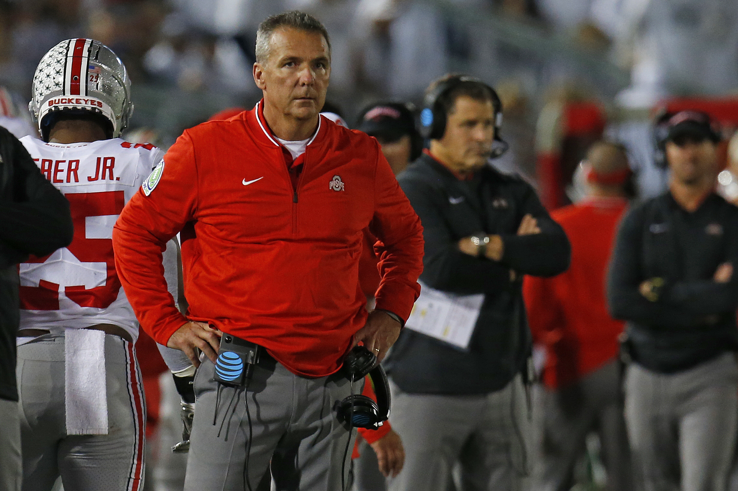 Urban Meyer Officially Agrees to Contract as Jaguars' New Head Coach    Bleacher Report   Latest News, Videos and Highlights