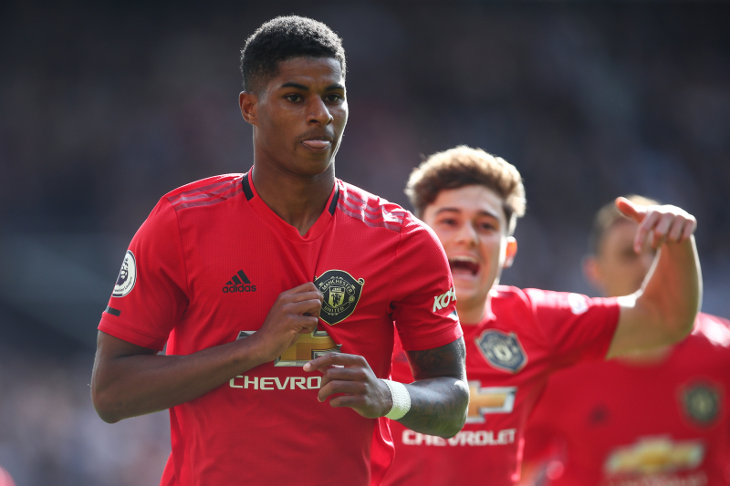 Marcus Rashford Penalty Gives Manchester United Crucial Win vs. Leicester City