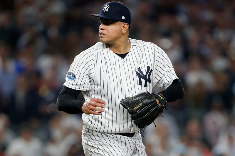 Yankees News: Dellin Betances to Be Activated Sunday After Lat Injury Recovery