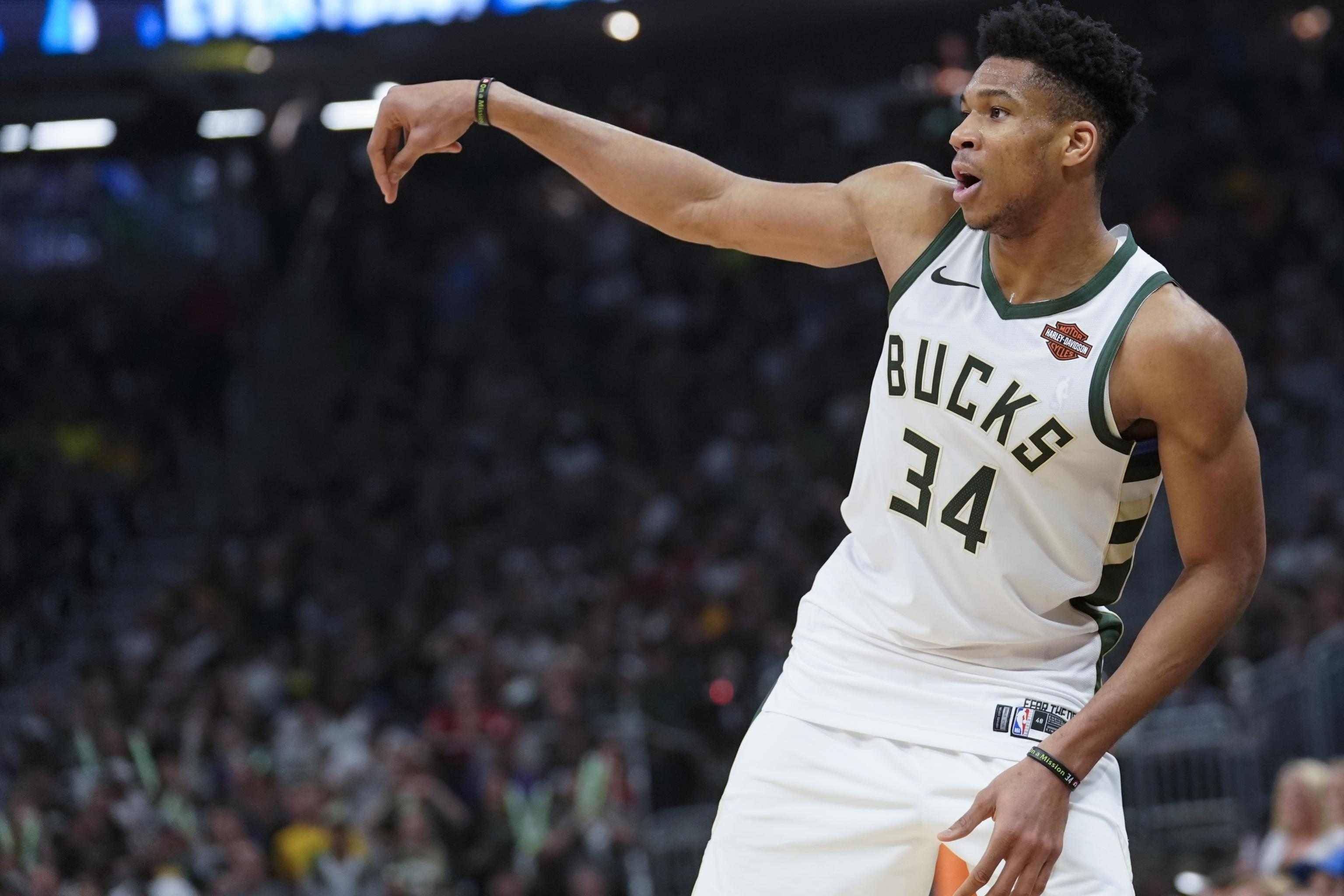 Bucks GM Says Giannis Antetokounmpo Will Be Offered Supermax ...