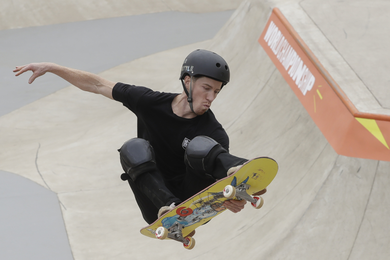 Shaun White Eliminated from 2019 Skateboarding Championships; Unsure on Olympics