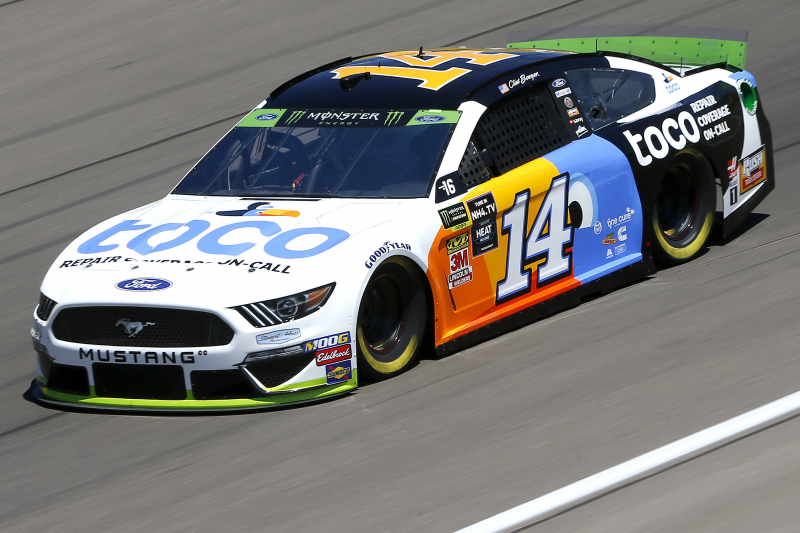 NASCAR at Las Vegas 2019 Qualifying Results: Clint Bowyer Wins Pole Position