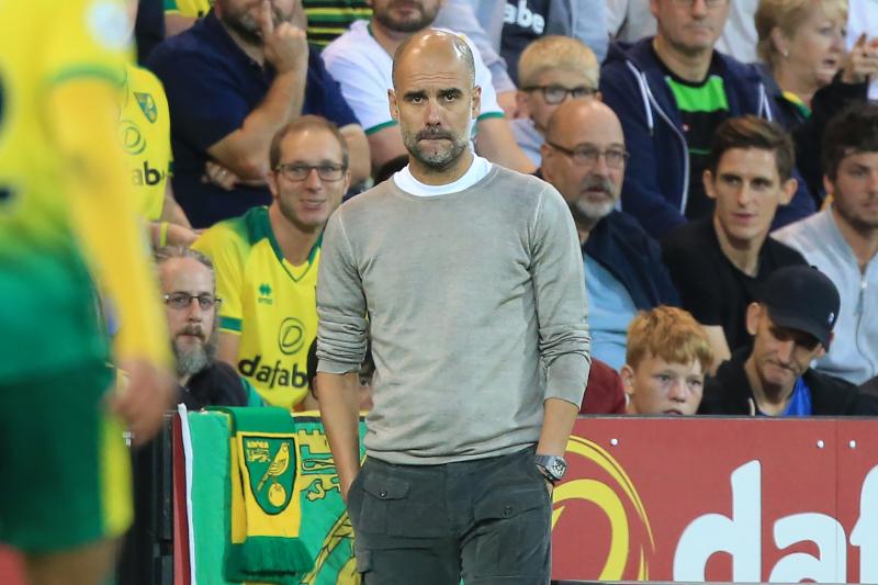 Pep Guardiola Defends Nicolas Otamendi After Mistake vs. Norwich City