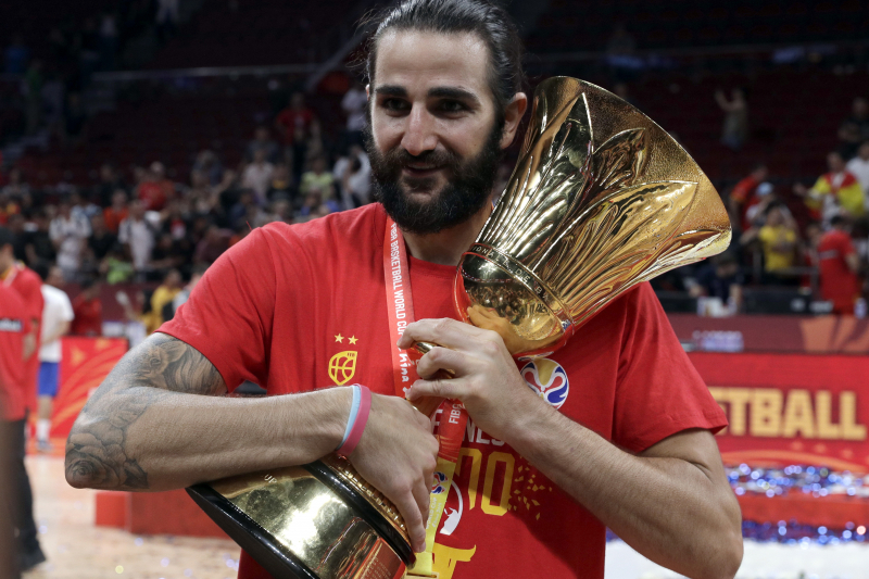 FIBA World Cup 2019 Awards: Ricky Rubio Named MVP After Spain's Gold-Medal Win