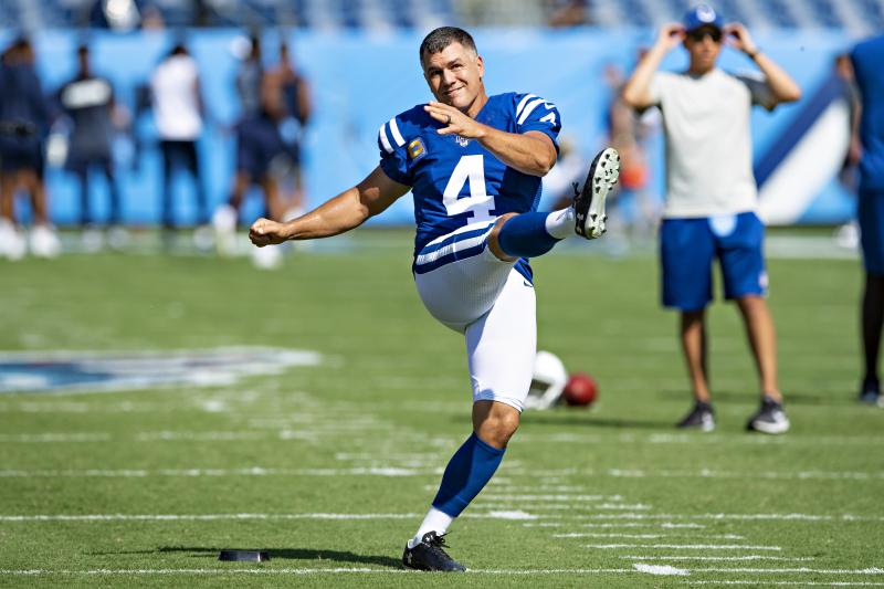 Colts' Adam Vinatieri on Missed Kicks: 'You'll Hear from Me Tomorrow'