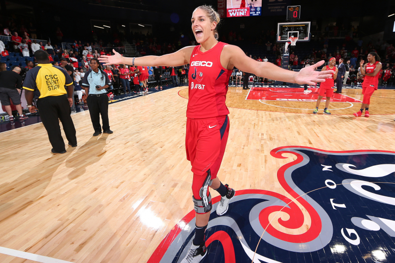 WNBA Playoff Bracket 2019: Semifinals Matchups, TV, Live-Stream Schedule