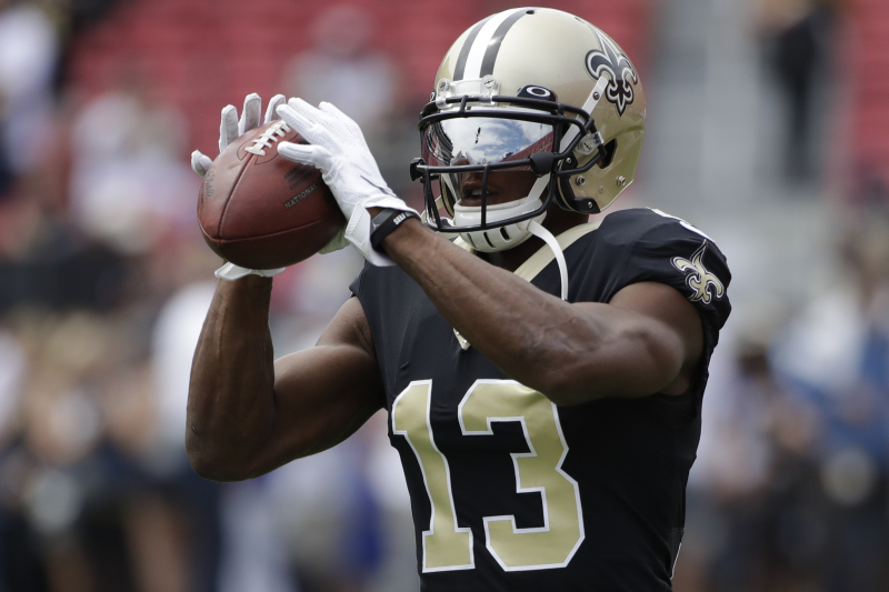 Michael Thomas, Alvin Kamara, More Fantasy Outlook After Drew Brees' Injury