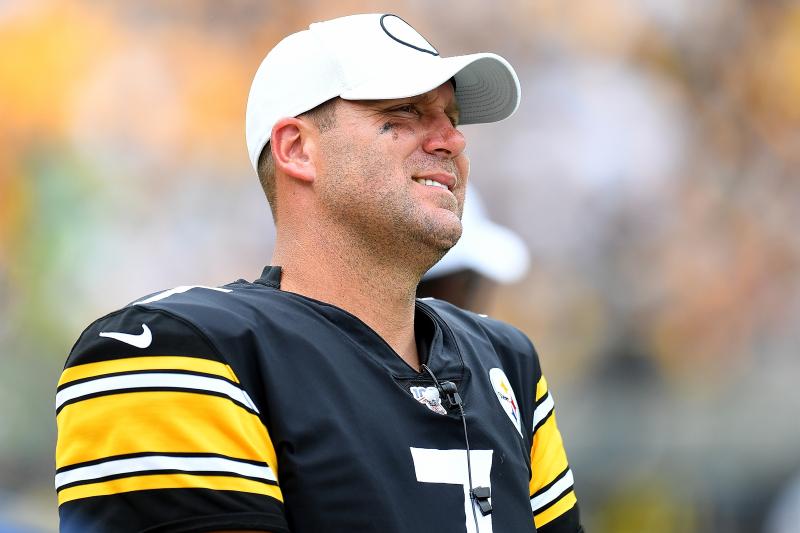 Ripple Effects of Ben Roethlisberger, Drew Brees Injuries in NFL Week 2
