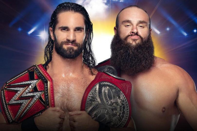 Seth Rollins Beats Braun Strowman, Attacked by Bray Wyatt at Clash of Champions