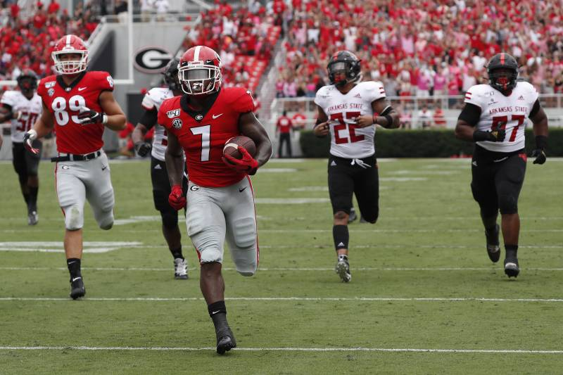 College Football Picks Week 4 Predictions For Top 25 Games
