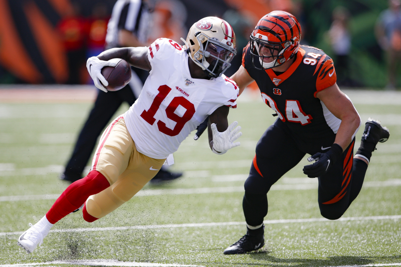 Waiver Wire Week 3: Player Deebo Samuel and DJ Chark Highlight Pickups to Know