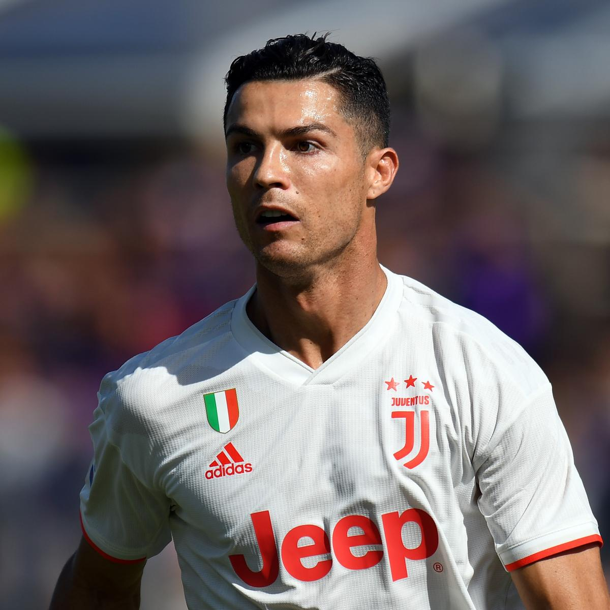Cristiano Ronaldo Cries at Video of Late Father, Talks Rape Case Allegations
