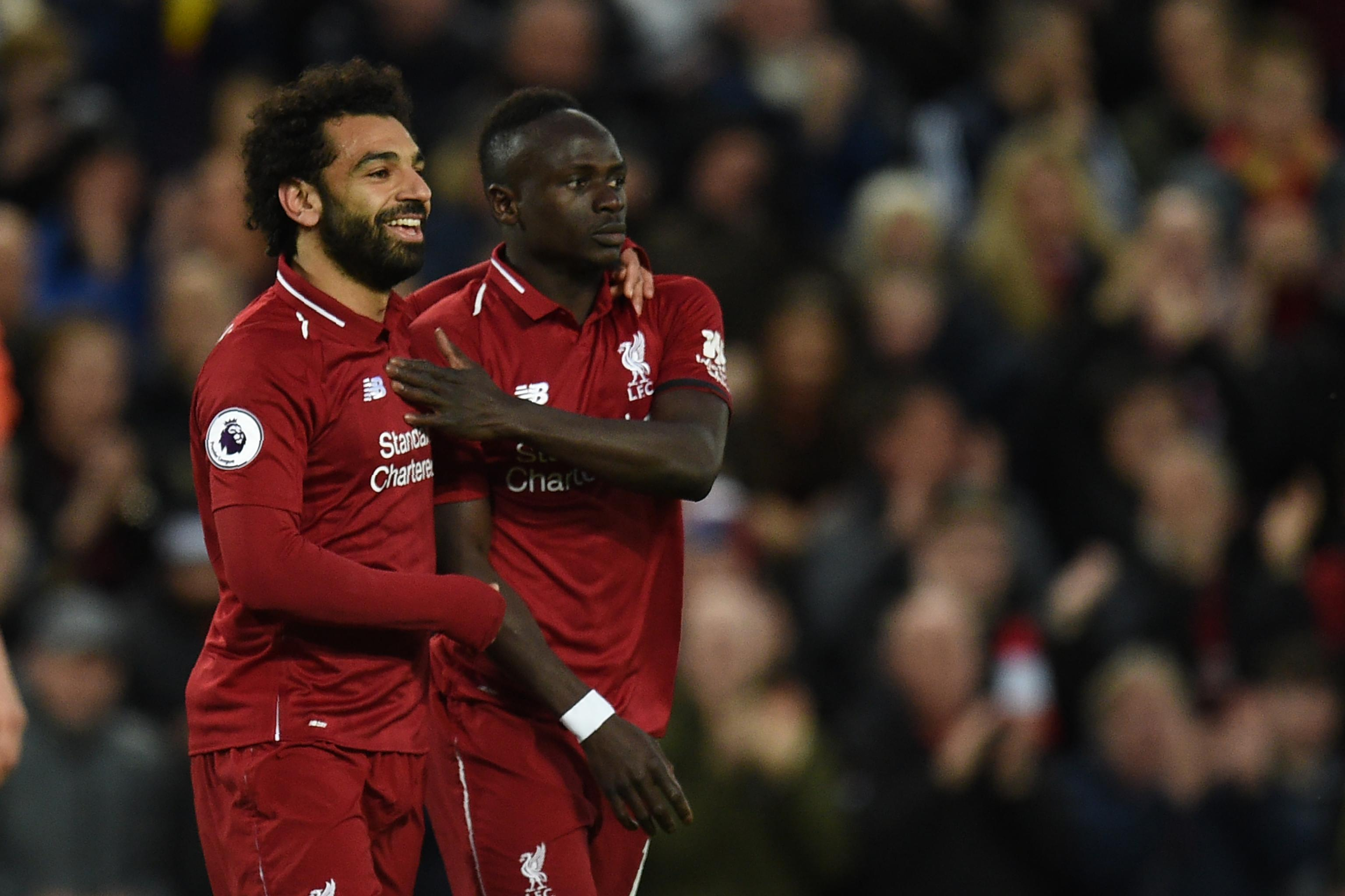 Sadio Mane Says Mohamed Salah Spat 'Forgotten' and Pair Are 'Good ...