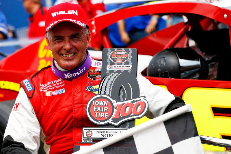 Former NASCAR Champion Mike Stefanik Dies at 61 in Plane Crash