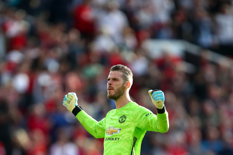 David De Gea, Manchester United Agree to New Contract 'Until at Least' 2023