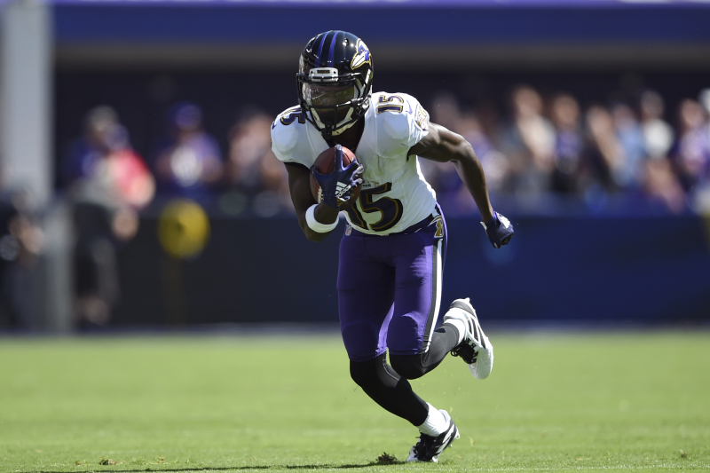 Report: Ravens' Marquise Brown Unnamed Player in Lawsuit Against Antonio Brown