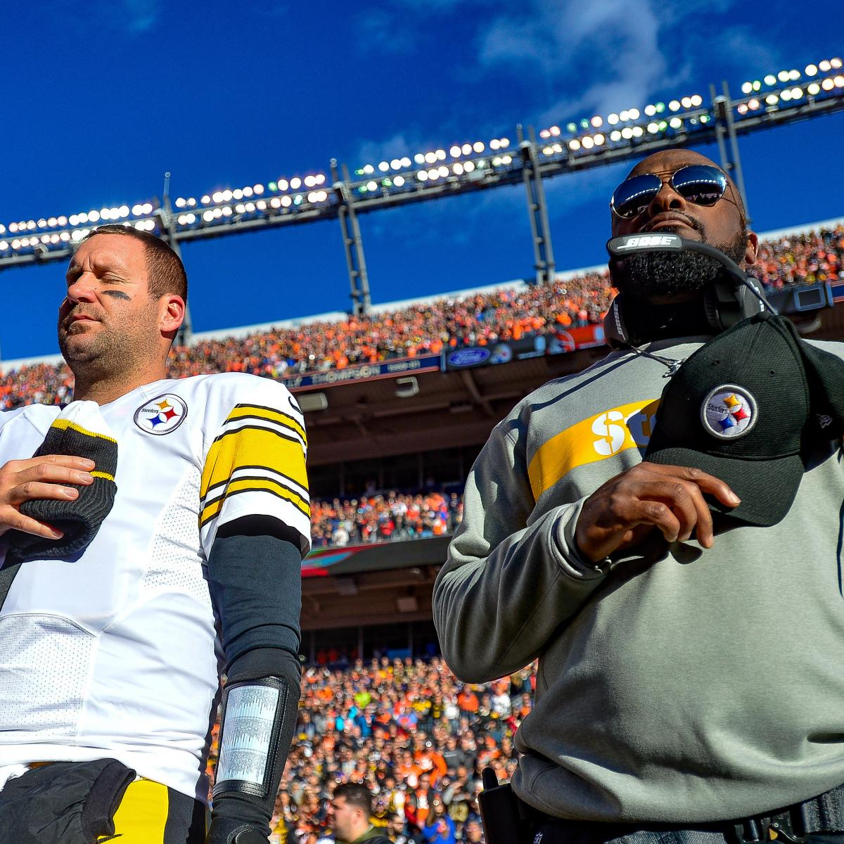 Steelers Should Consider Ending Roethlisberger, Tomlin Era After Big Ben Injury
