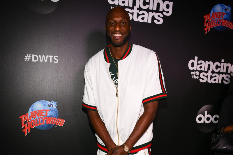 Lamar Odom Dances to 'Feeling Good' and Ray Lewis to 'Hot in Herre' on DWTS