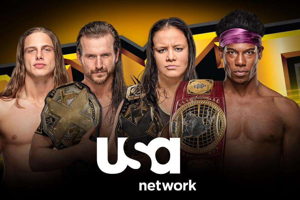 Who Should Be the Face of WWE NXT on USA?