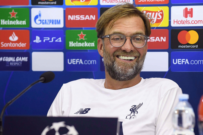 Jurgen Klopp Dismisses Liverpool Exit Talk Following Agent's Weather 'Joke'