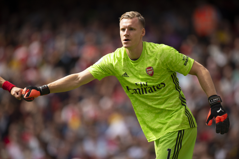Bernd Leno Defends Arsenal Style After Watford Draw: 'We Try to Take the Risk'