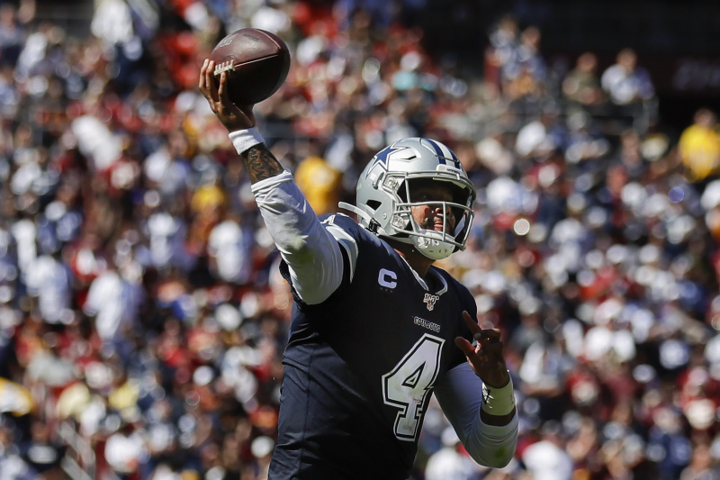 NFL Picks Week 3: Advice for Current Vegas Odds, Spreads and Over-Under Lines