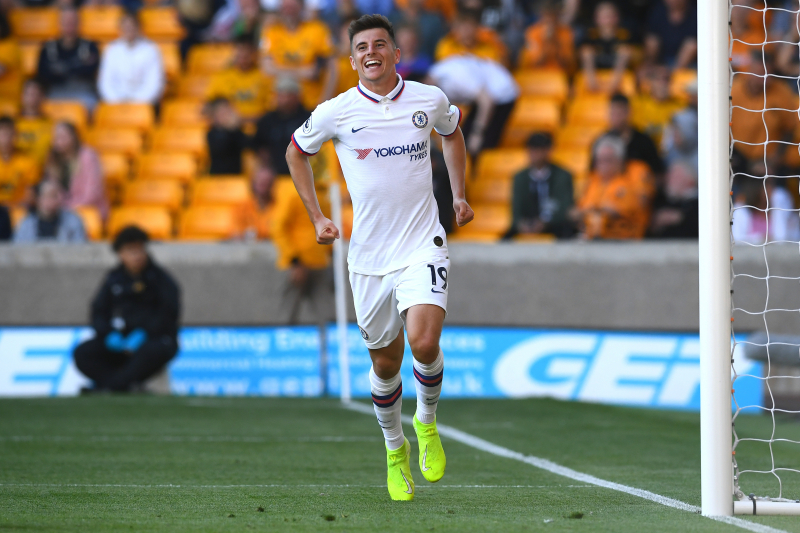 Mason Mount Says He Was Inspired by Chelsea's UCL Win, Didier Drogba in 2012