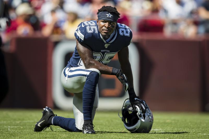 Cowboys Rumors: Xavier Woods to Miss 4-6 Weeks with Ankle Injury