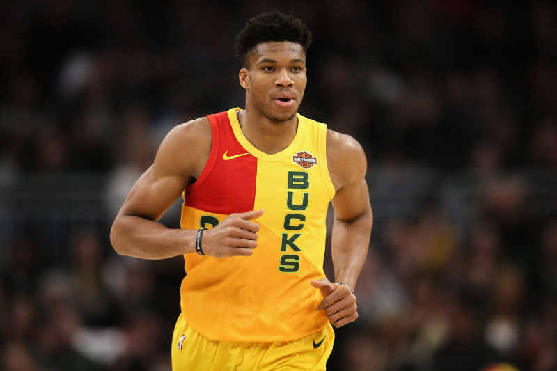 NBA Rumors: Warriors 'Have Always Been the Big Threat' to Land Giannis in 2021