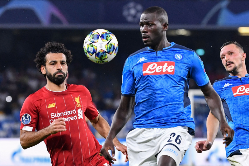 Napoli Stun Mo Salah, Liverpool 2-0 in Champions League Group Stage