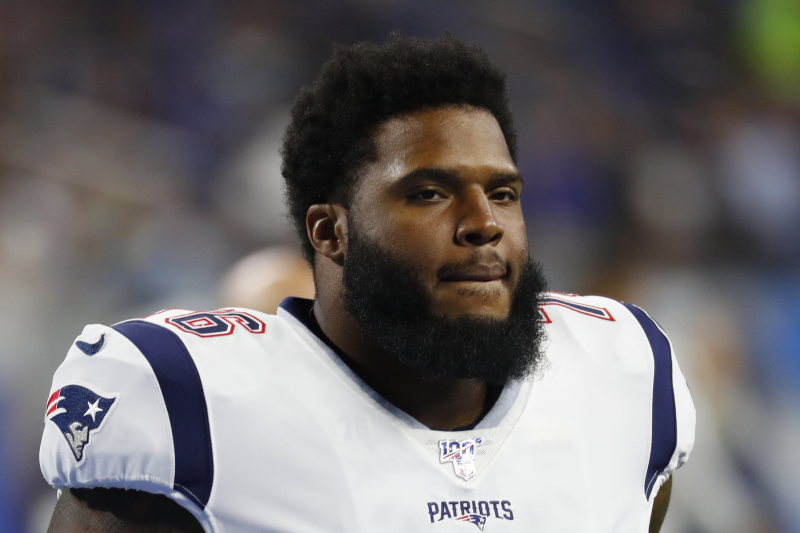 Report: Patriots Starting LT Isaiah Wynn Placed on IR with Foot Injury