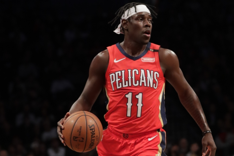 Jrue Holiday Says Pelicans Have Different Vibe, Attitude Under David Griffin