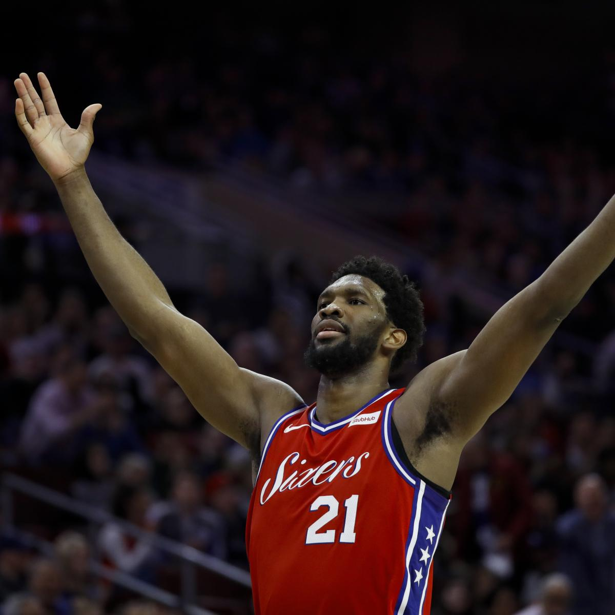 Video: 76ers Star Joel Embiid Reveals He Lost 25 Pounds This Offseason