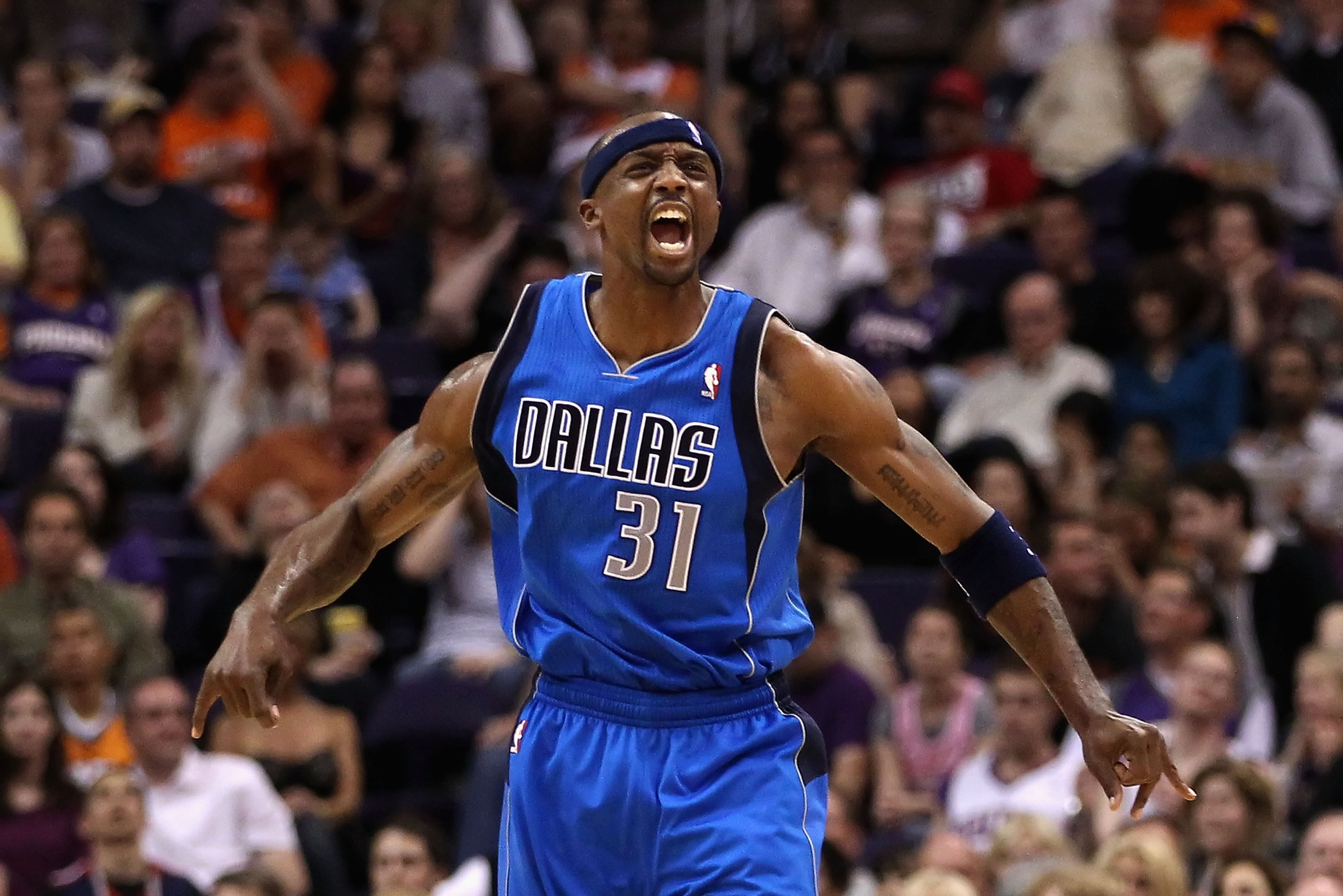 Former 19-Year NBA Veteran Jason Terry Named Mavericks G-League ...