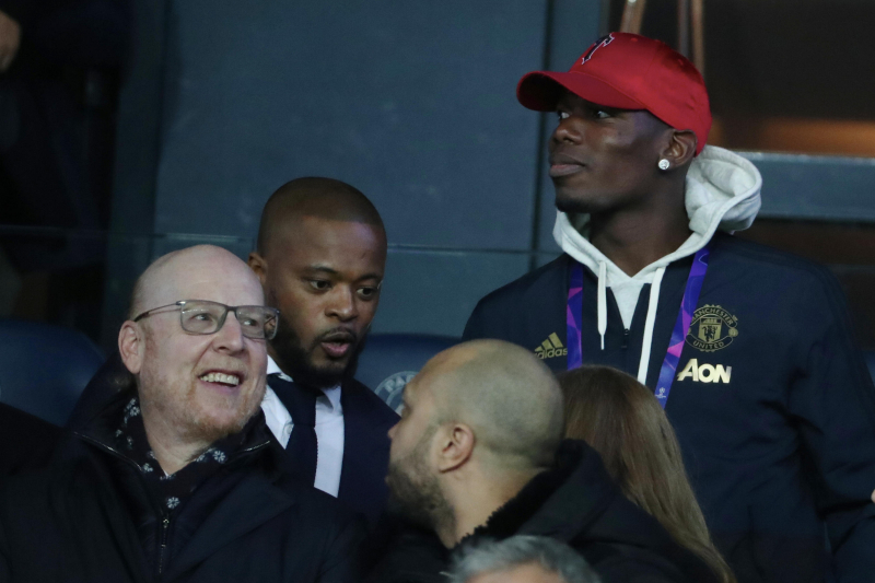 Patrice Evra Says Manchester United Players Need to 'Bleed for the Club'