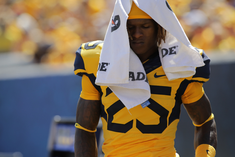 Ex-WVU RB Justin Crawford Sentenced to 12 Years in Prison for Child Molestation