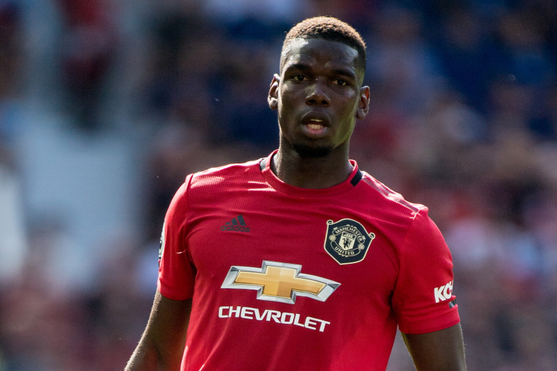 Paul Pogba Not 'A Big Loss' If He Leaves Manchester United, Says Paul Scholes