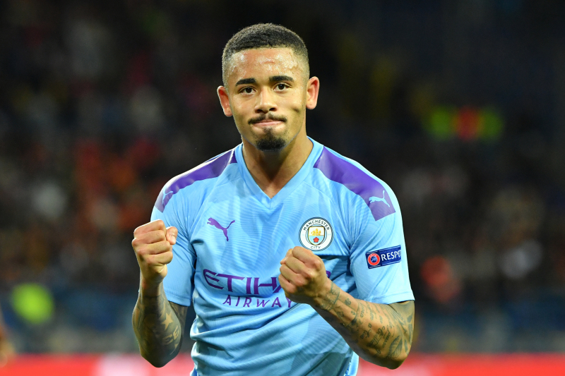 Manchester City Rout Shakhtar Donetsk 3-0 in Champions League Group Stage