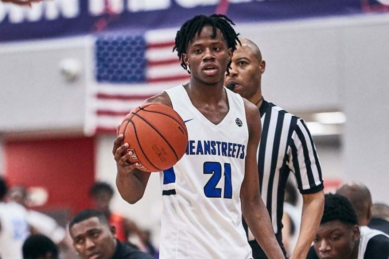 5-Star G Prospect DJ Steward Commits to Duke over UNC, Louisville and More