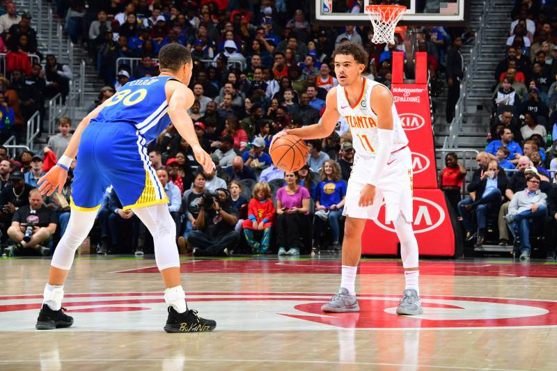 Trae Young Needs To Become A Stephen Curry Clone But Not
