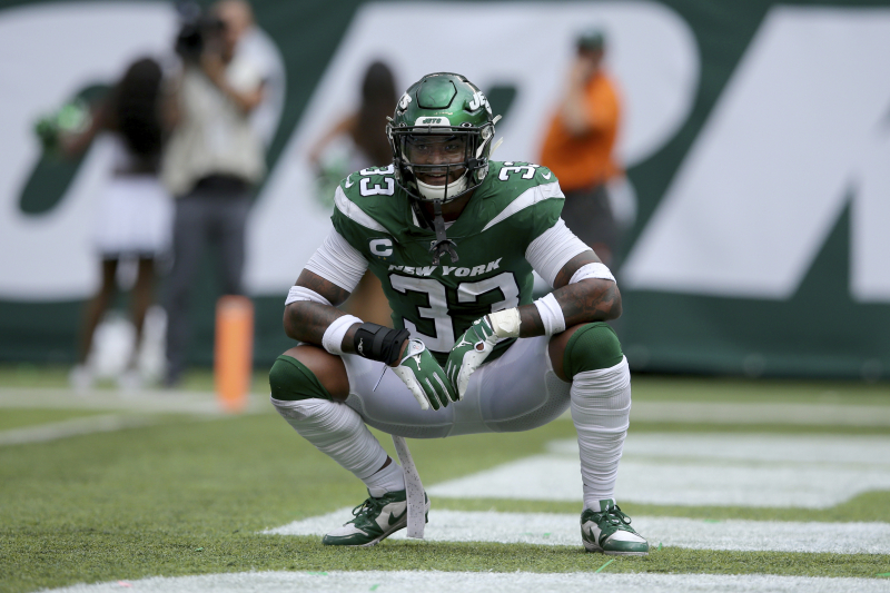 Jets' Adam Gase Didn't View Pulling Jamal Adams from Browns Game as Benching