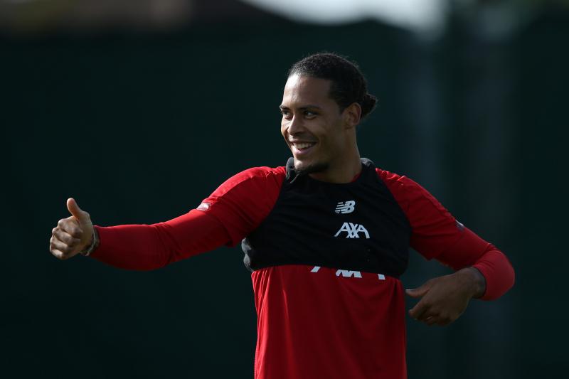 Virgil van Dijk: 'No Reason for Panic' After Liverpool's UCL Loss to Napoli