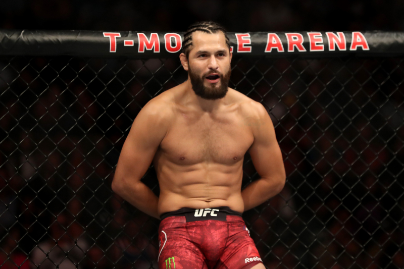 Jorge Masvidal: 'I Don't Want to Go to Jail for Killing' Conor McGregor in UFC