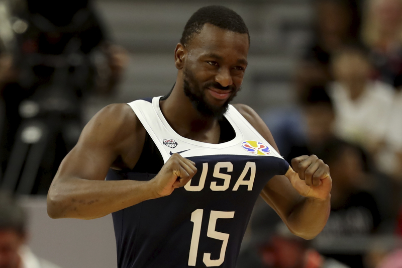 USA Keeps No. 1 Overall FIBA Ranking Despite 7th-Place Finish at World Cup