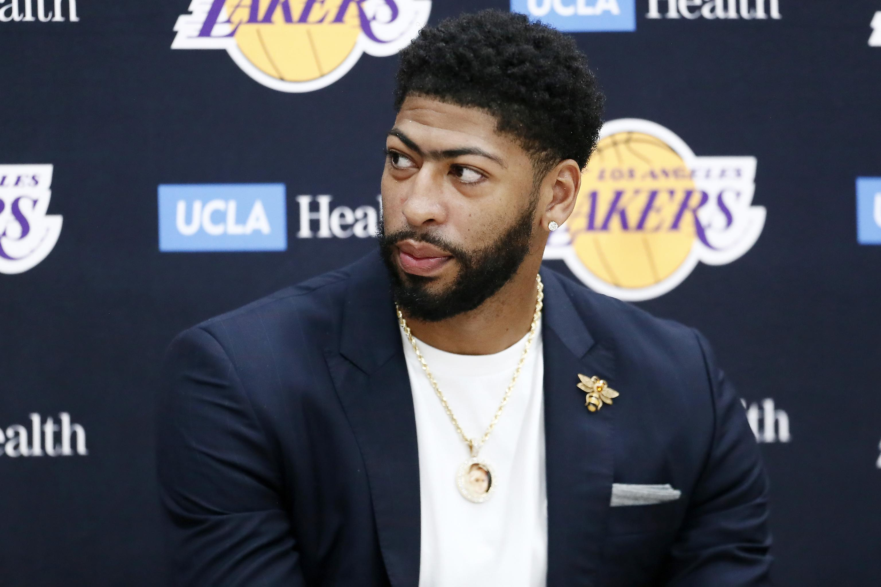 Anthony Davis On Lakers Vs Clippers It S Going To Be
