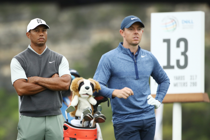 Tiger Woods, Rory McIlroy to Play in 'The Challenge: Japan Skins' in October