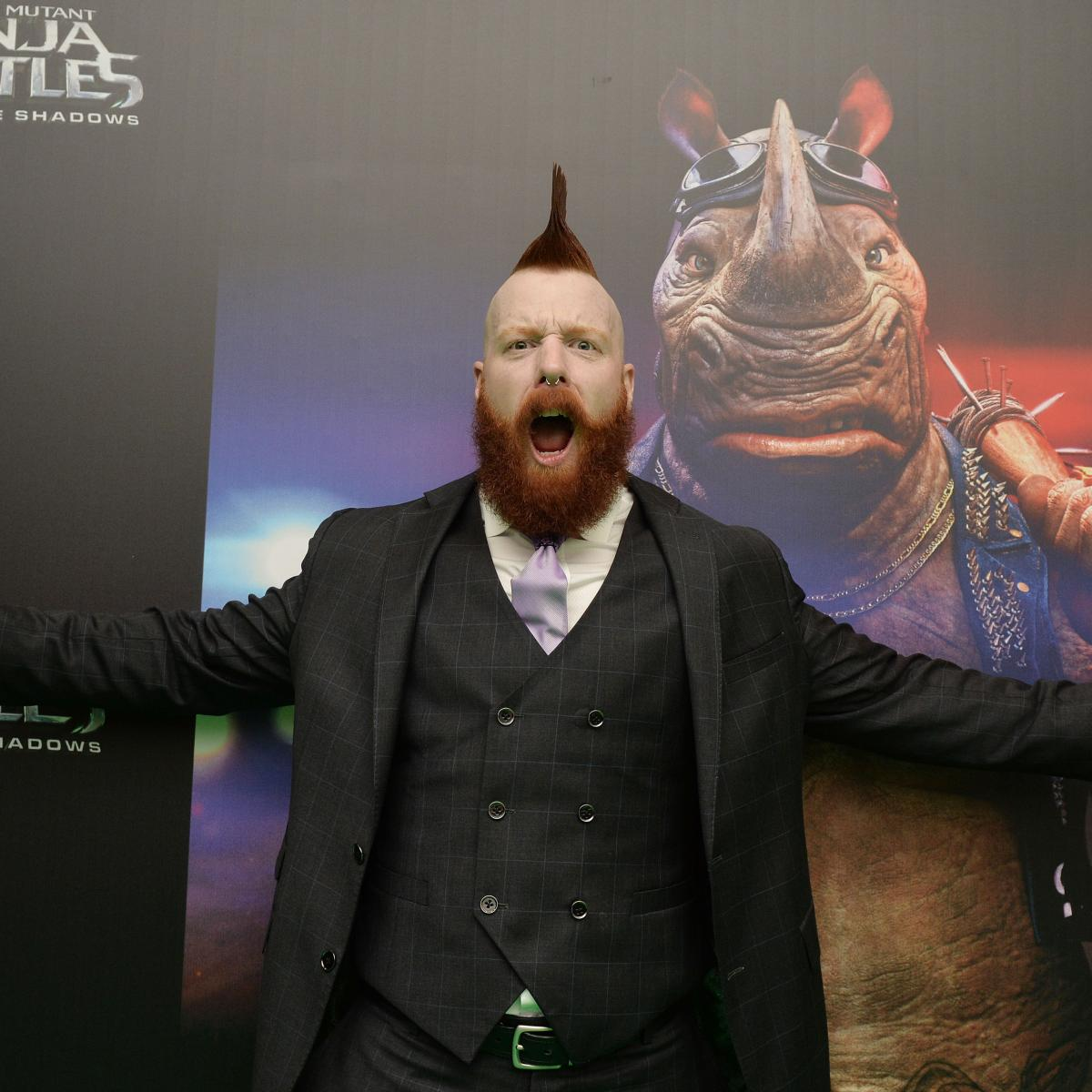 WWE Rumors: Sheamus Cleared for in-Ring Return Following Reported Concussion